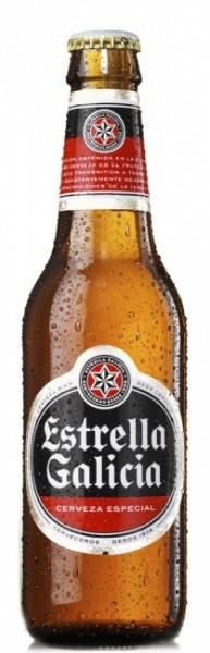Estrella Galicia (24 x 0.33 Liter)