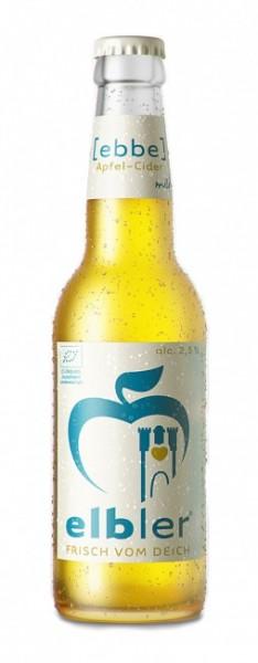 "Elbler Cider ""Ebbe"" (24 x 0.33 Liter)"