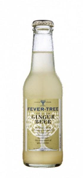 Fever Tree Premium Ginger Beer (24 x 0.2 Liter)