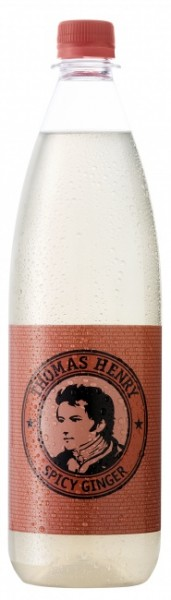Thomas Henry Spicy Ginger Lemonade (6 x 1 Liter)